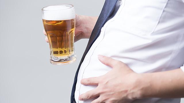 ビール腹の原因と解消法