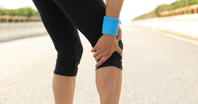 膝裏の痛みの原因とその対処・予防法