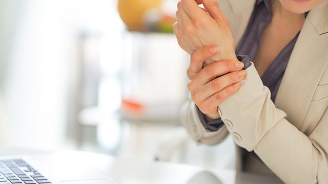 パソコン腱鞘炎を予防するために知っておきたいこと