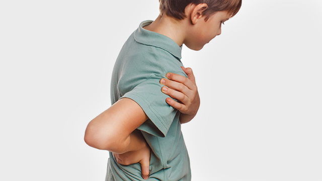 子供の腰痛予防に役立つ3つのポイント