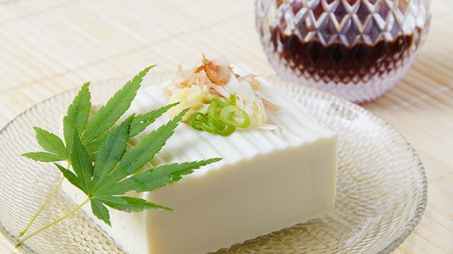 豆腐のメリット