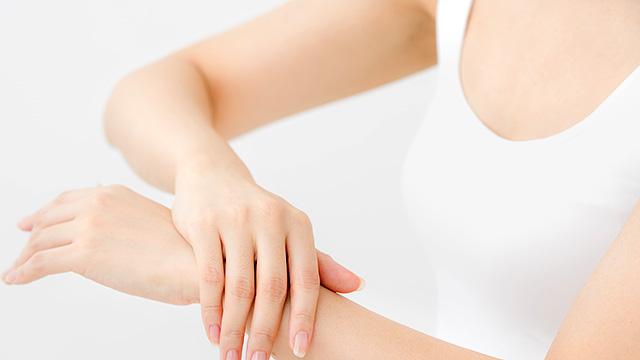 乾燥肌の予防法・対策法