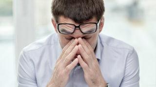 眼精疲労でお悩みの方へ! 疲れ目解消に役立つ4つのポイント