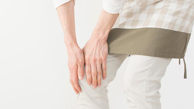 膝痛の原因と膝の痛みを改善する方法と対策