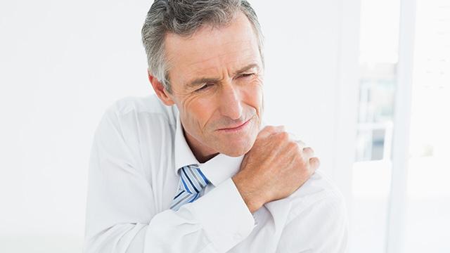 四十肩・五十肩の痛みを改善するポイント