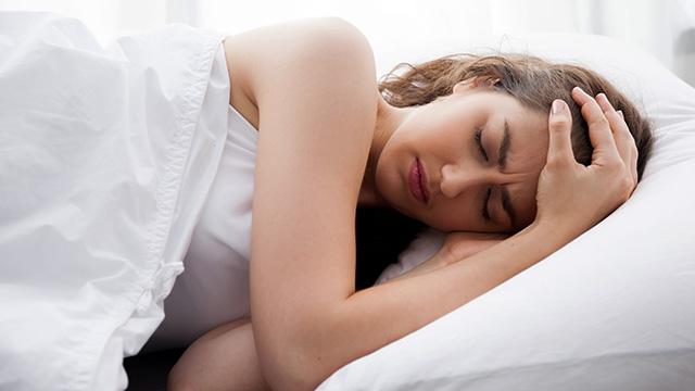 不眠の対策法