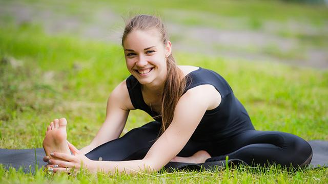 膝痛を予防する効果のあるストレッチ