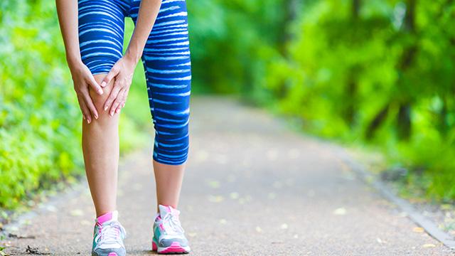 ランニングによる膝痛を改善する方法