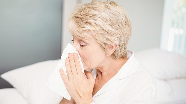 カビアレルギーの怖さ