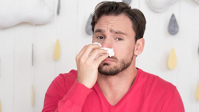 鼻水が黄色くなる原因