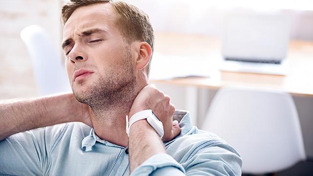 首の痛みをとるための基礎知識