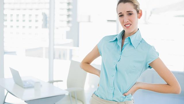 骨盤に痛みが起こる原因と対処法