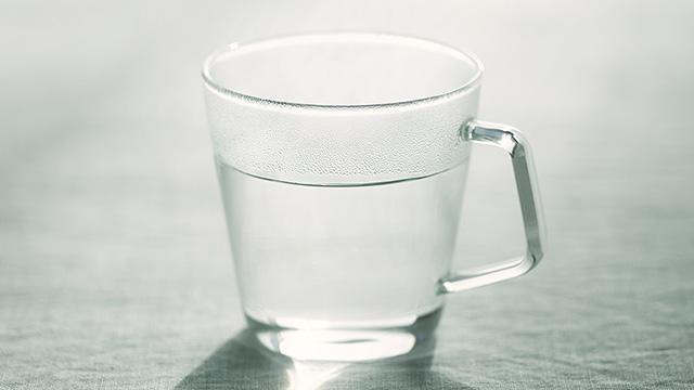 白湯の健康効果