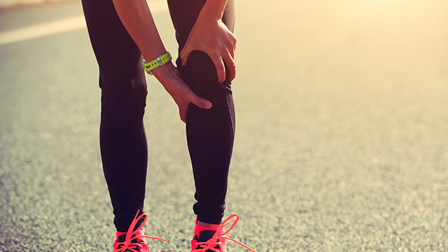 ランナー膝の症状とランニング初心者が知っておくべき4つのポイント