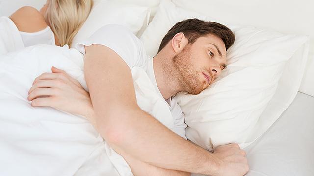 眠りが浅いのはなぜ?
