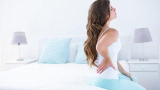 腰に負担をかけない寝方は? 3つの方法をご紹介します!