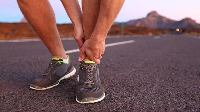 スポーツ中の捻挫予防のポイント